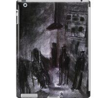 interogation iPad Case/Skin