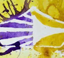 Carolina Crown DCI Watercolor Logo Sticker