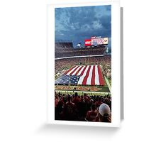 49ERS Opening Day 2015 Greeting Card