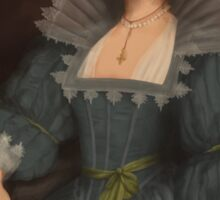 The Comtesse de la Fere Sticker