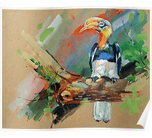 bird-10 Poster