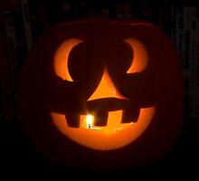 Smiling Pumpkin by Wealie