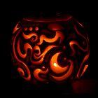 Carved Pumpkin by Wealie