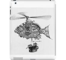Weebits Flying Fish Excursion iPad Case/Skin