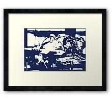 Thunderbolt Framed Print