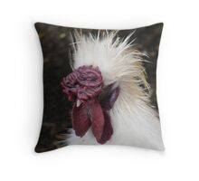 Chick chick chicken Throw Pillow