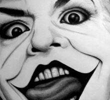 Jack the joker Sticker