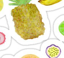 Fruit Fight! Sticker