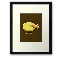 A Perfect Life - Geeky Gamer Shirt Framed Print