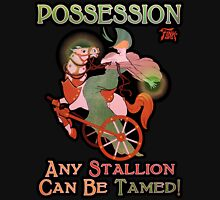 BioShock Infinite – Possession Poster (Stallion) Unisex T-Shirt