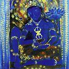 Peaceful Vajrapani by Visuddhi