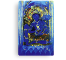 Peaceful Vajrapani Canvas Print