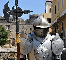 Knight armor. by FER737NG