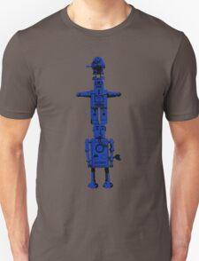 Robot Totem - BiLevel Blue T-Shirt