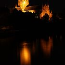 Worcester Cathedral Buy Night by yampy