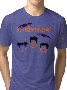 It's Halloween Time Tri-blend T-Shirt