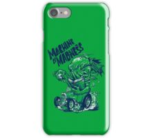 Machine of Madness iPhone Case/Skin