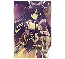 Date A Live Tohka Yatogami Poster