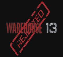 Warehouse 13 Reject by TheMagpie