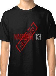 Warehouse 13 Reject Classic T-Shirt