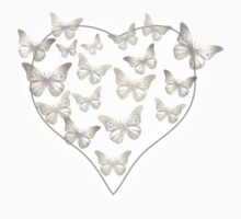 Love Butterflies Kids Clothes