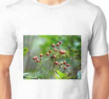 Very berry red Unisex T-Shirt