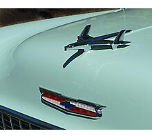 Chevy Eagle Mint Photographic Print