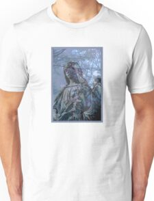 Fine Art Series/Guardian in the Mist Unisex T-Shirt