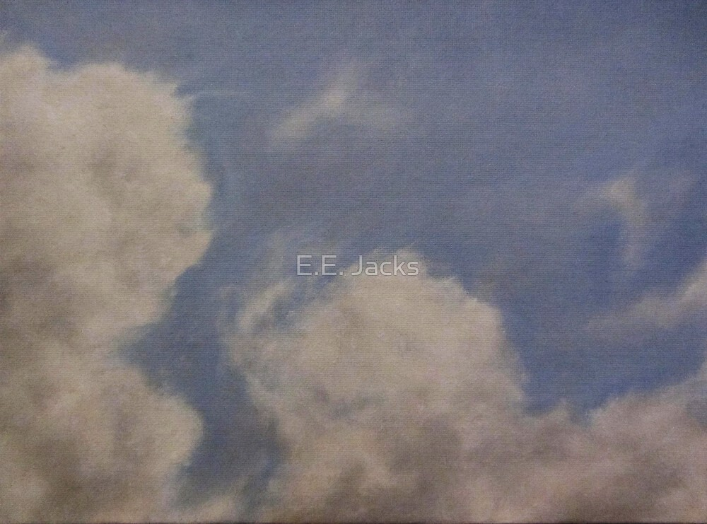 Cloud Study by E.E. Jacks