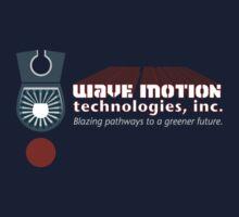 Star Blazers: Wave Motion Technologies One Piece - Short Sleeve