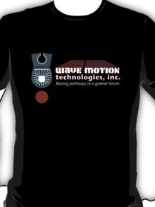 Star Blazers: Wave Motion Technologies T-Shirt