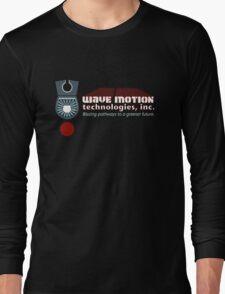 Star Blazers: Wave Motion Technologies Long Sleeve T-Shirt