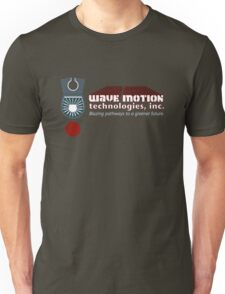 Star Blazers: Wave Motion Technologies Unisex T-Shirt