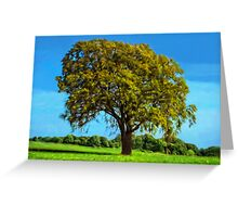 Stand up and be counted Greeting Card