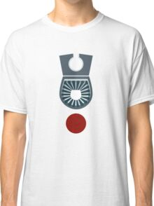 Star Blazers: Wave Motion Technologies Logo Classic T-Shirt