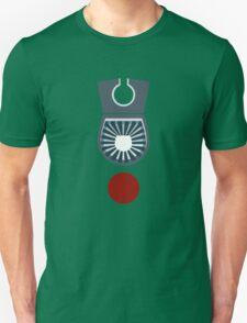 Star Blazers: Wave Motion Technologies Logo T-Shirt