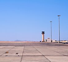 Marsa Alam Airport, Egypt. by FER737NG