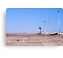 Marsa Alam Airport, Egypt. Canvas Print