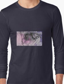 Apollonian winds of self propulsion Long Sleeve T-Shirt