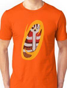 Portal to Your Insides [Orange] Unisex T-Shirt