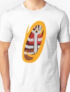 Portal to Your Insides [Orange] T-Shirt