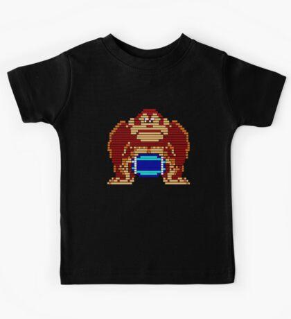Pixel Kong Kids Tee