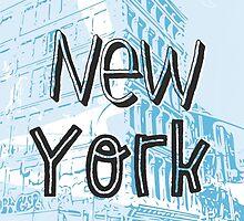 NY Day by Pranatheory