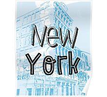 NY Day Poster