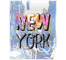 New York WOW Poster