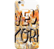 New York style iPhone Case/Skin