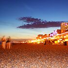 Brighton at its best 2 by Jamie O'Mara