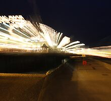 Brighton Pier Lights 2 by Jamie O'Mara