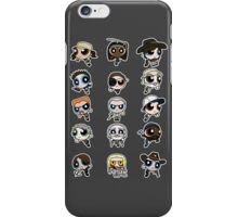 The Walking Dead Powerpuffs iPhone Case/Skin