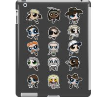 The Walking Dead Puffs Parody iPad Case/Skin